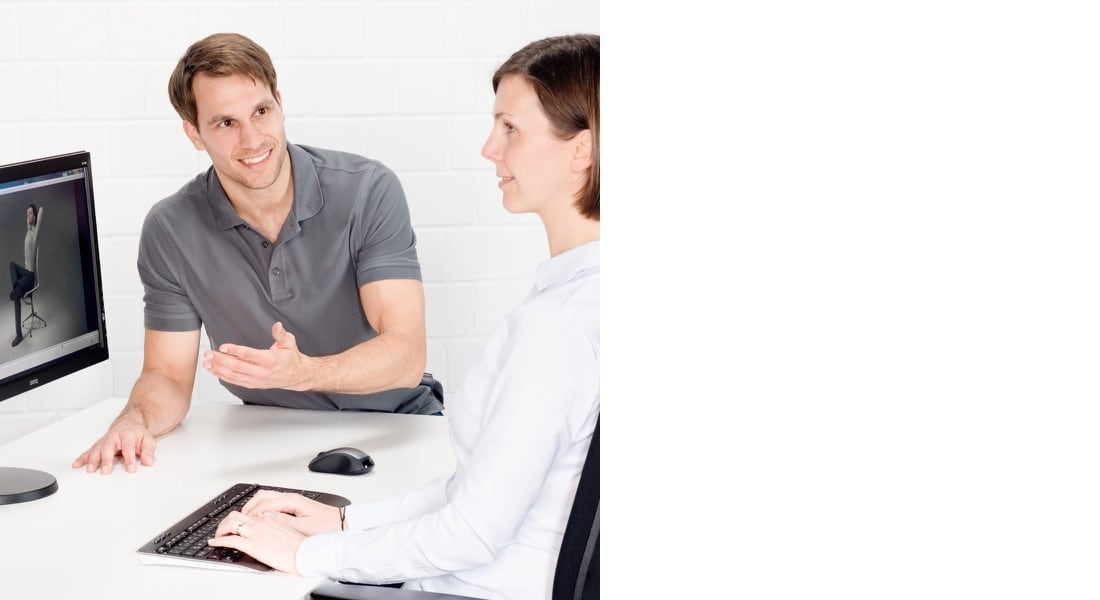 Ergonomie-Coaching